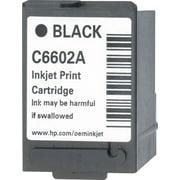 HP Black POS Ink Cartridge (C6602A)