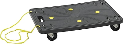 Safco® Stow Away® Dolly, 4-5/8