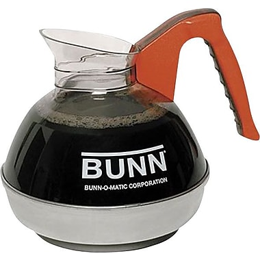 Bunn® Easy Pour® Orange Handle Decanter