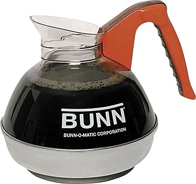 Bunn® Easy Pour® Orange Handle Decanter