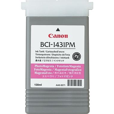 Canon BCI-1431BK-PG Black Ink Cartridge (8963A001)