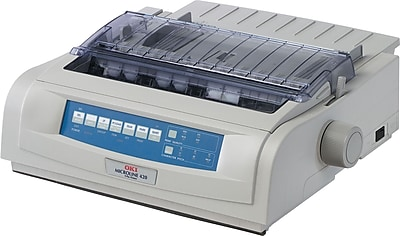 OkI® ML420N Turbo Dot Matrix Printer (62418703)