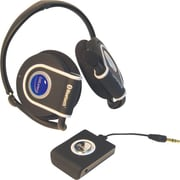 GoldLantern G-Lite® Stereo Bluetooth® Headset, Black