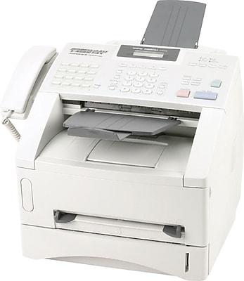 Brother® IntelliFAX Refurbished Laser Plain-Paper Fax Machine (4100e)