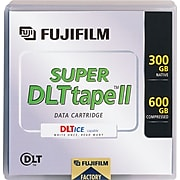 Fujifilm Super DLTtape II 648080 Data Cartridge
