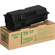 Kyocera TK-17 Black Standard Yield Toner Cartridge