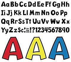 TREND® Ready Letters® Playful Combo Set, 4