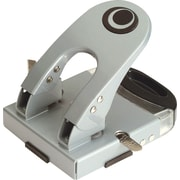 OIC® Deluxe 2-Hole Punch with Chip Drawer, 50 Sheet Capacity