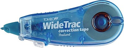 Tombow WideTrac Mini Correction Tape, 1/3