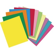 Staples® Brights 24 lb. Colored Paper