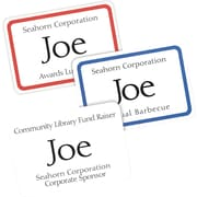 Avery® Laser/Inkjet Self-Adhesive Name Badge Labels