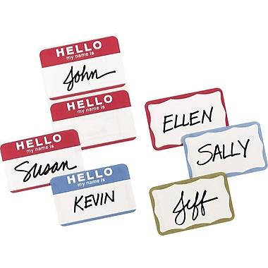 Avery® Print-or-Write Name Badges