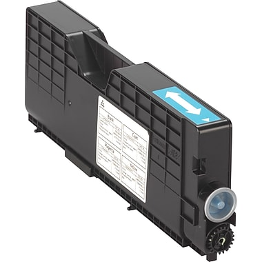 Ricoh Type 165 Cyan Toner Cartridge (402553), High Yield