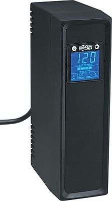 Tripp Lite® UPS Systems, OMNI650LCD OmniSmart Digital UPS, 650VA, 8 Outlets