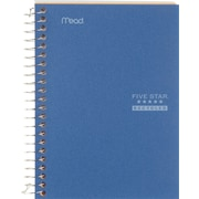 "Mead® Five-Star® Personal Notebook 5x7"", College Ruling, White, 100 Sheets/Pad"