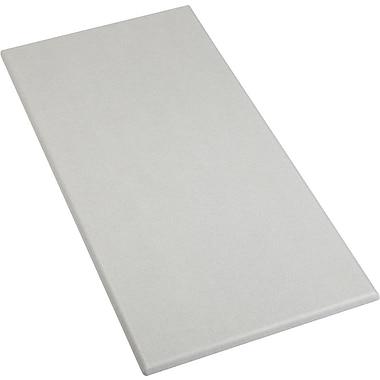 Iceberg OfficeWorks 60'' Rectangular Table Top, Gray (ICE65027)