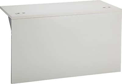 HON 38000 Series Bridge, Light Gray/Light Gray, 29 1/2