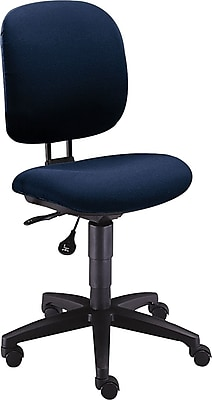 HON® ComforTask Task/Computer Chair, Fabric, Blue, Seat: 20
