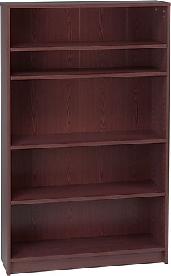 HON 1870 Series Bookcase, 5 Shelves, 36