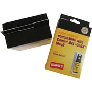 Staples® Compatible Black Ink Cartridge, Canon BCI-3eBk (SIC-40B)