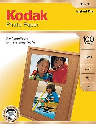 Kodak Photo Paper, 8 1/2