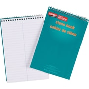 "Staples® Steno Books, 6"" x 9"", 120 Pages, 10/Pack"