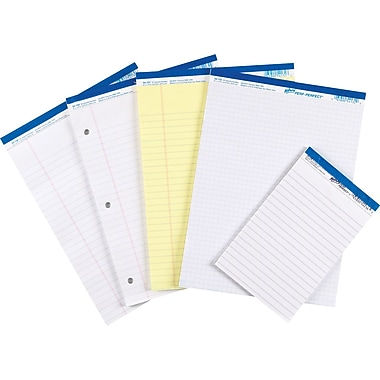 Hilroy Perforated Pads, 8-1/2
