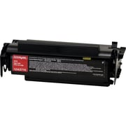 Lexmark 12A3715 Black Toner Cartridge, High Yield