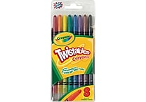 Crayola® Twistable® Crayons, 8/Pack