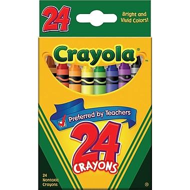 crayola crayons 24box