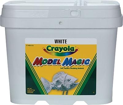 Crayola® Model Magic, 2 lbs., White (57-4400)
