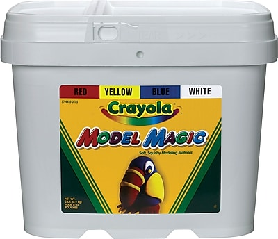 Crayola® Model Magic®, 2 lbs., Assorted Colors (574415)