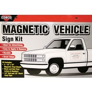 Cosco® Magnetic Vehicle Sign Kit