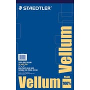 "Staedtler® 100% Vellum Tracing Paper, 11"" x 17"""