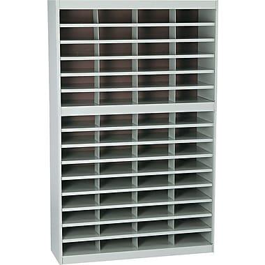 Safco® EZ STOR Literature Organizer, 60 Compartment, 37 1/2