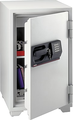 Sentry®Safe Fire-Safe® Commercial Safe; 1-Hr UL Classified Fire Protection, 3.0 Cu. Ft.