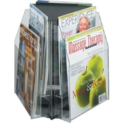 Safco® Reveal Magazine Tabletop Display