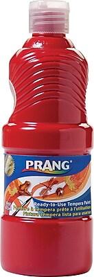 Prang® (Dixon Ticonderoga®) Ready-to-Use Paint, Red, 16 oz.