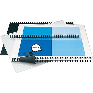 Book binding gbc proclick the do it yourself presentation kit 5 solutioingenieria Gallery