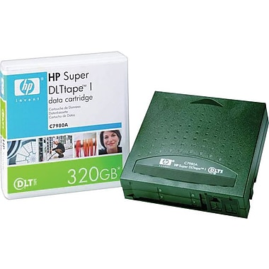 HP 220/320GB Super DLT I Data Cartridge