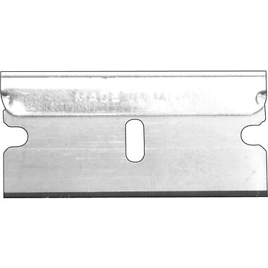 Staples Replacement Blades For Box Cutter, Gray, 100/Pack (17551/66-0089)