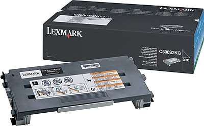 Lexmark (C500S2KG) Black Toner Cartridge