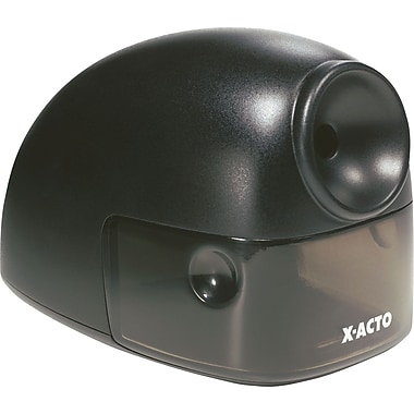 X-ACTO Work Pro Electric Pencil Sharpener, Black (19208)