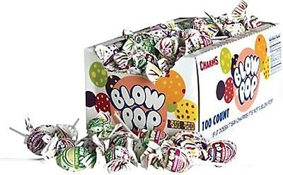 Charms® Blow Pops, 100 Pops/Box