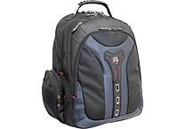 SwissGear Pegasus Black/Blue Backpack (GA-7306-06F00)