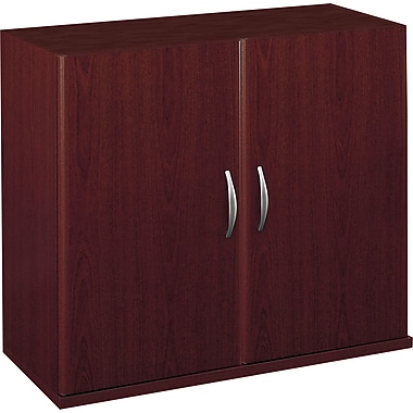 Bush Westfield Half-Height Door Kit,Cherry Mahogany