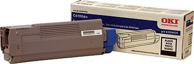 Okidata Black Toner Cartridge (43324420)