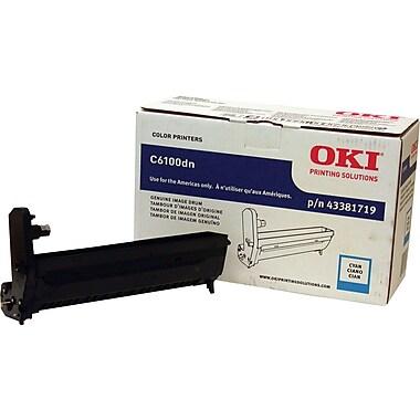 Okidata Cyan Drum Cartridge (43381719)