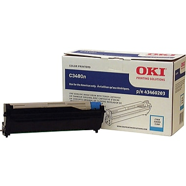 Okidata 43460203 Cyan Drum Cartridge