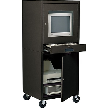 Sandusky Computer Cabinet, 63